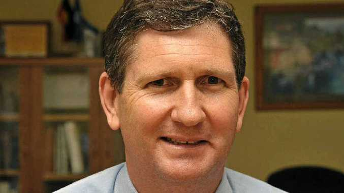 OUR VOICE: Member for Southern Downs Lawrence Springborg was please with the local input into the Queensland Plan on Friday night.