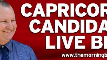 Capricornia Live Blog promotional graphic
