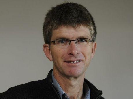 Toowoomba Catholic Social Justice Commission executive officer Mark Copland.