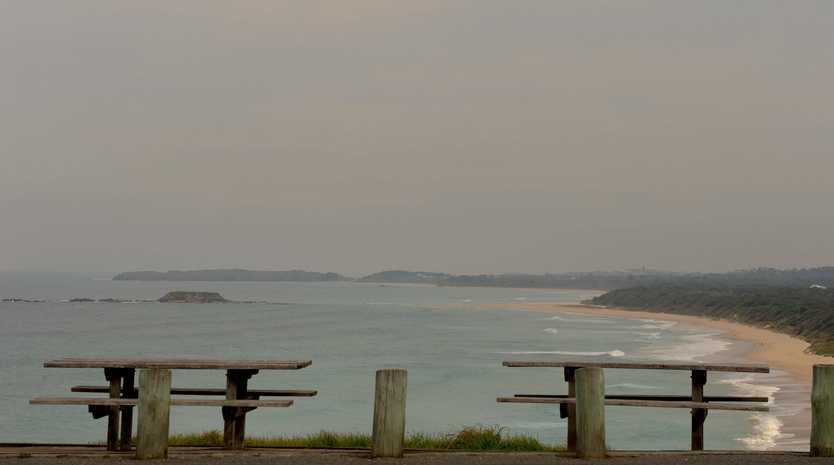 A two week program of hazard reduction was stepped up on the Coffs Coast on Wednesday.