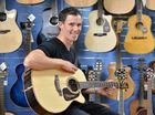 Takamine guitar sale a sweet score for Gympie music store