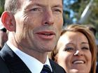 Tony Abbott's sex appeal comment lands him in UK press