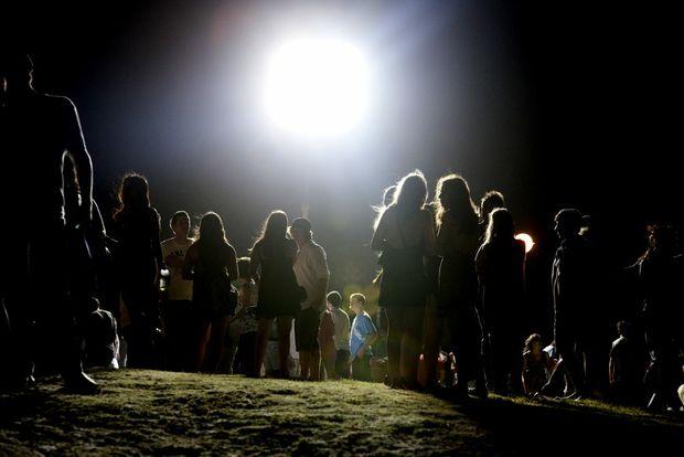 Byron Bay Schoolies 2009. Photo Jay Cronan / The Northern Star