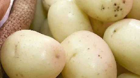 Get your potatoes started now.