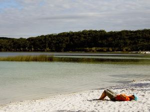 Fraser Island ideal spot for climate change study