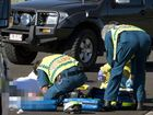 Cyclist injured in collision with ute