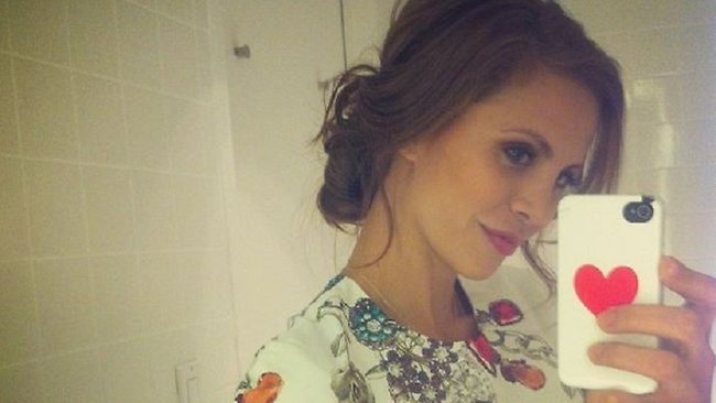 The Bachelor's Gia Allemand. Source: Instagram