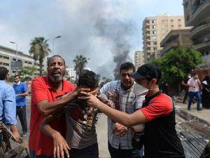 Cairo massacre: Scores killed, hundreds injured