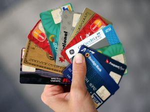 Half of all Aussies are racking up credit card debts
