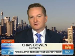 Inge Slipper's emotion not such a bad thing: Bowen