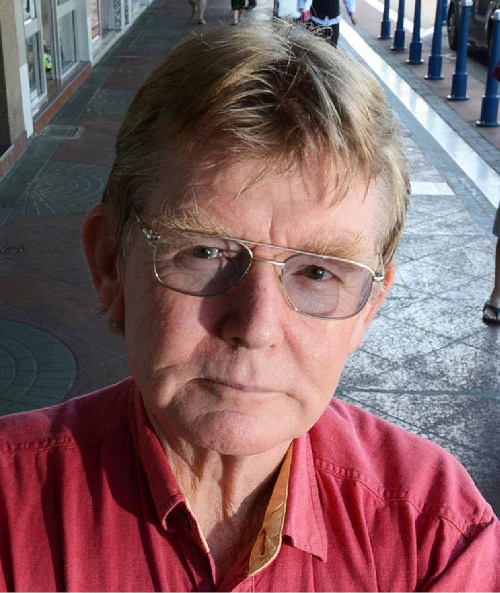 Councillor Simon Clough.