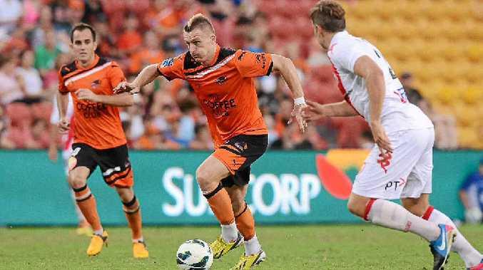 KICK-OFF: Roar on Brisbane at Oakes Oval on August 25.