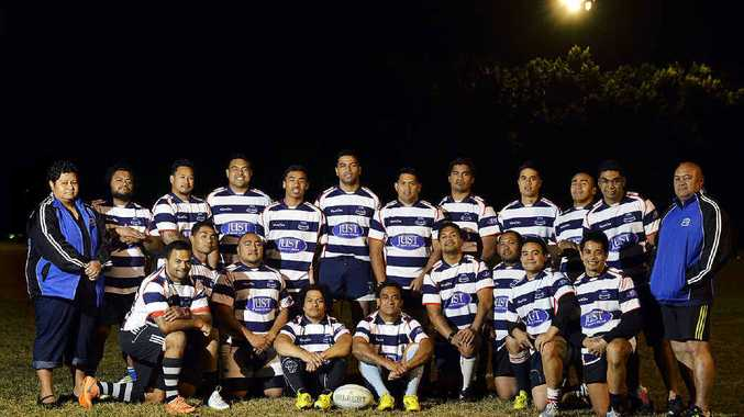 CHAMPIONS: The Goodna Gladiators are the 2013 Scotney Cup champions following their grand final win at Ballymore on Saturday.