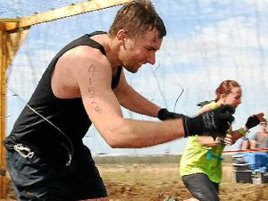 Team spirit shines through at Tough Mudder