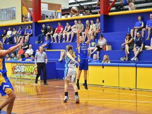 Women's QBL match: Phoenix Power vs Cairns Dolphins