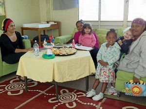 Indigenous playgroup benefits families through socialisation