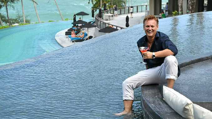 Former Lismore lad Brett Wilson has been handed Phuket's latest multi-million dollar five-star resort.