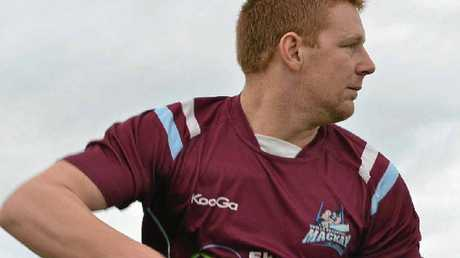 Mackay Cutters and former Warwick player Dan Murphy is finals bound in the Intrust Super Cup.