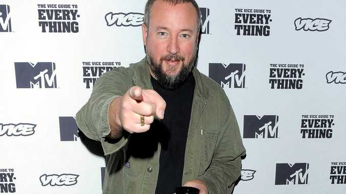 Shane Smith is the founder and chief executive of Vice