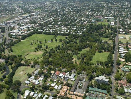 Queens Park.