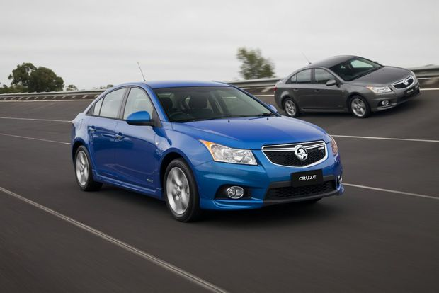 Holden has recalled some Cruzes due to an issue which could cause reduced braking.