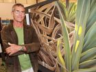 Artist Chris Postle will give a talk at 10am on Saturday at the Hervey Bay Regional Gallery.