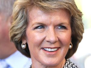 Julie Bishop welcomes release of Myanmar political prisoners