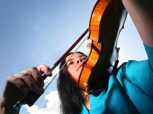 CQ Strings to play Capricorn Dreaming work on election day