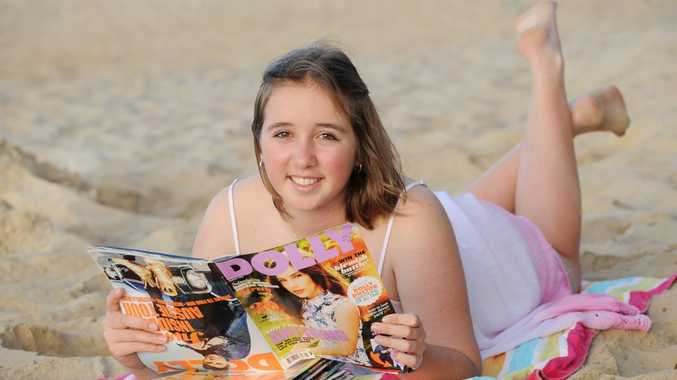 Hervey Bay teen Jemma Savage is preparing for her dream work experience gig with Dolly magazine.