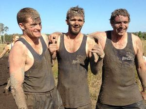 Toowoomba Tough Mudders tough it out with the best