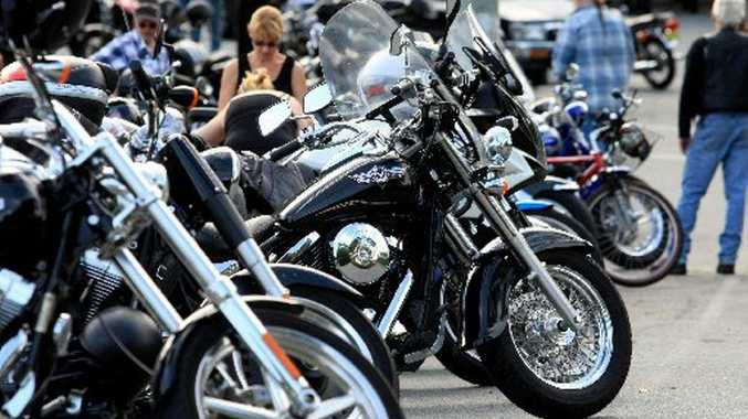 Motorcycles will be lined up for the annual 'Lost Mates Ride' on August 25