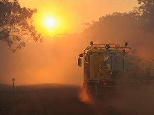Rural firefighters allowed to keep firetrucks ten more years