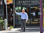 Beattie's cardboard cut-out is 'Courier Mail bastardry'