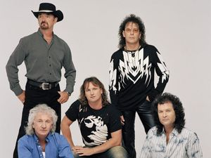 British pop group Smokie back for more of Australian culture