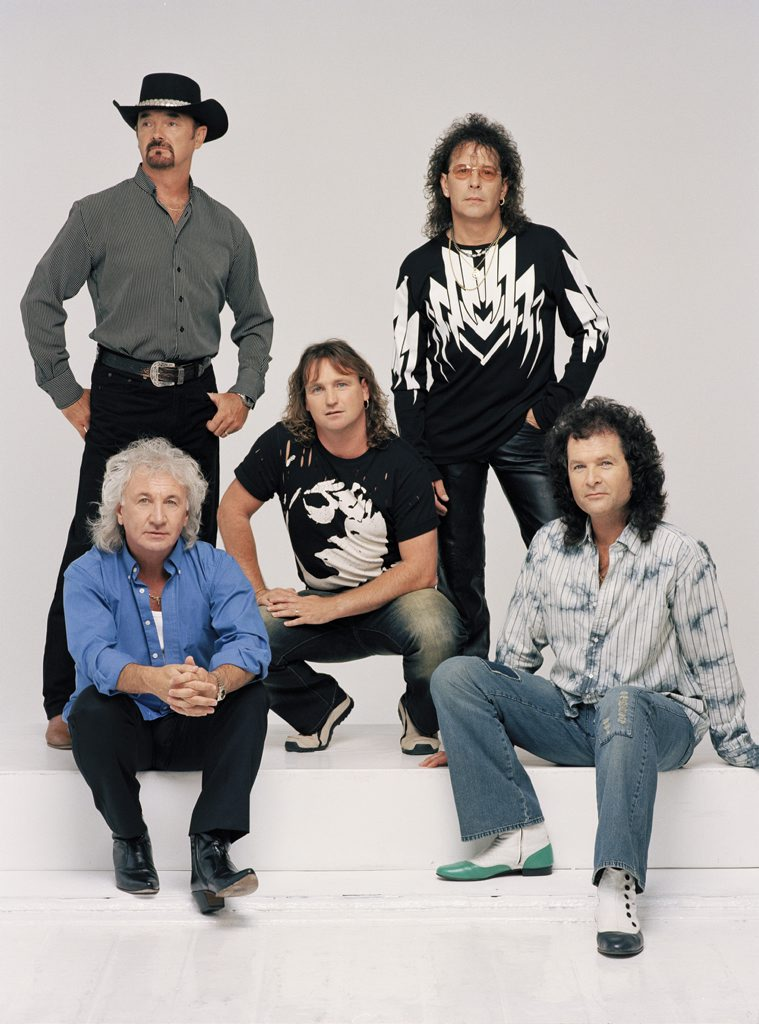 British pop group Smokie