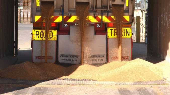 Riverina was accused of dumping the liquid waste produced from its stockfeed operations into a drainage channel.