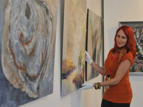 The annual Hervey Bay Art Society exhibition is on this weekend.