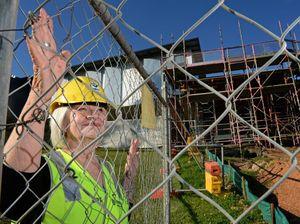 Margaret Olley centre on track for December finish