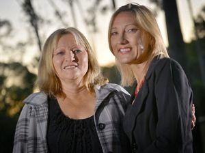 Rachael Ward and Karen Porter run Krystal Rose Event Planning in Gladstone. Photo Luka Kauzlaric / The Observer