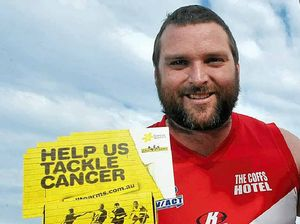 Mates rally to support Scott