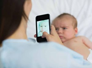 Parenting's different in the age of the iPhone