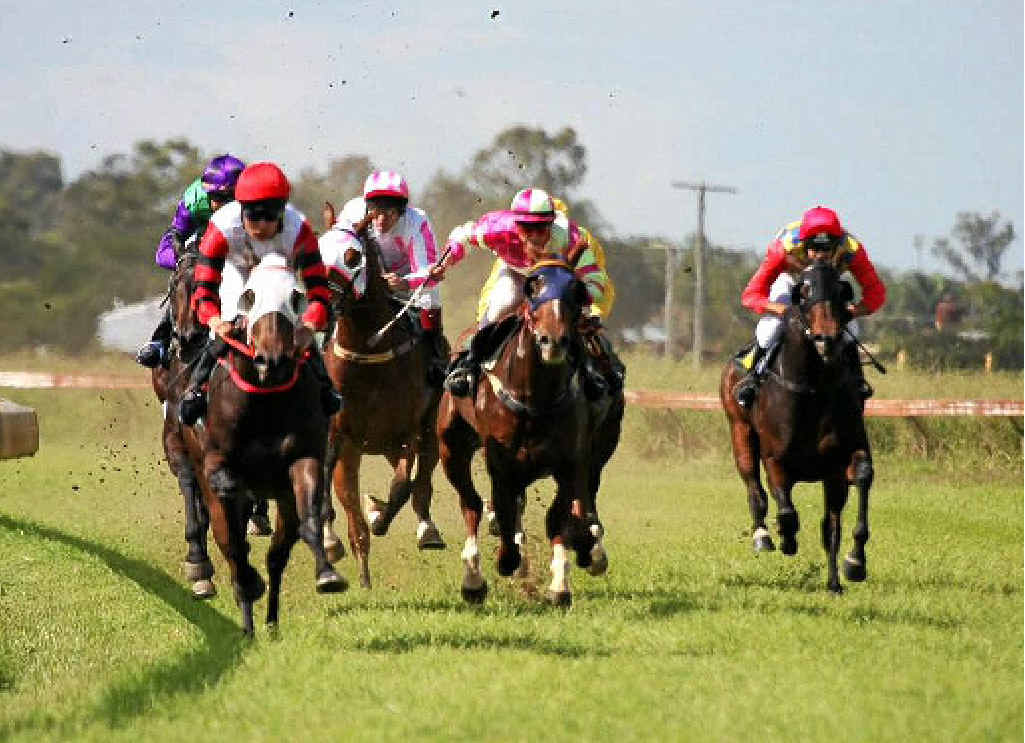 FROCK UP: Head along to the gatton Races this Saturday at 11am.
