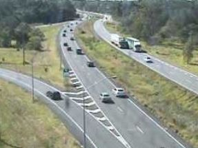 Improved Queensland highway funding is on the election agenda.