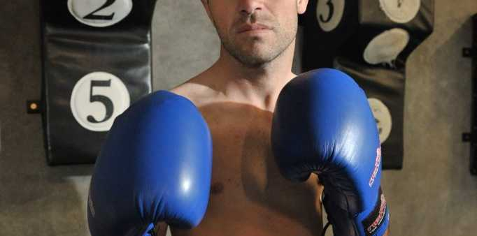 Former Olympian, Brad Hore, is making his professional boxing debut this weekend. Photo: Brett Wortman / Sunshine Coast Daily