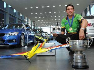 Australia's Chris Callow wins world Pylon Racing champs