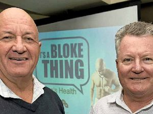 Men urged to get it checked