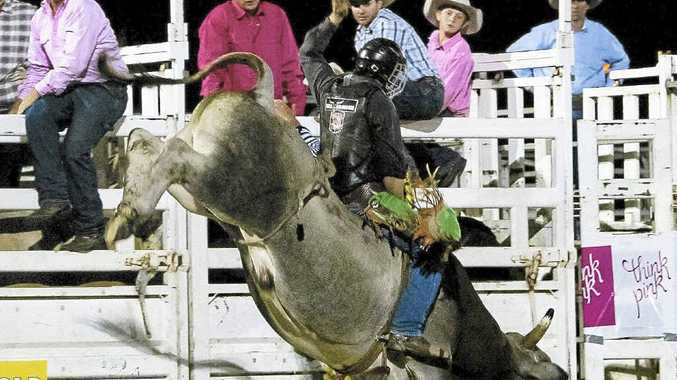 NOT AGAIN: Brothers Leagues Club has decided not to host the national rodeo championship this year.