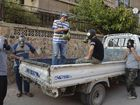 Aid group treats 3,600 'chemical victims' in Syria