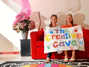 Artists invited to get their creative on at the cave