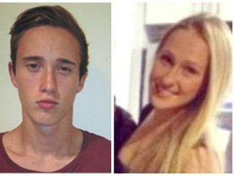 Matthew Richards and Paris Turkington suffered serious burns at a backyard party in August.